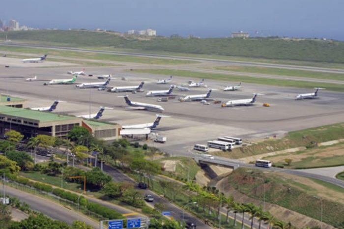 Todas las salidas y llegadas internacionales disponibles en mayo en Venezuela