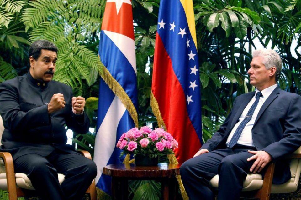 EEUU sanciona a estatal cubana por lazos con Venezuela