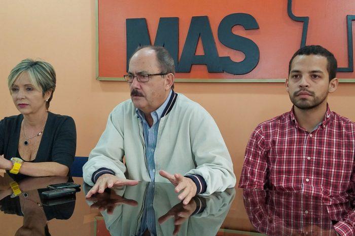 Felipe Mujica: La mesa electoral comenzará a funcionar a partir del fin de semana