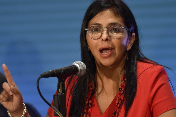 Parlamento Europeo discutirá misteriosa visita de Delcy Rodríguez a España