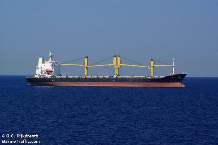 Un buque con alimentos profundiza influencia militar y comercial de Teherán en Caracas