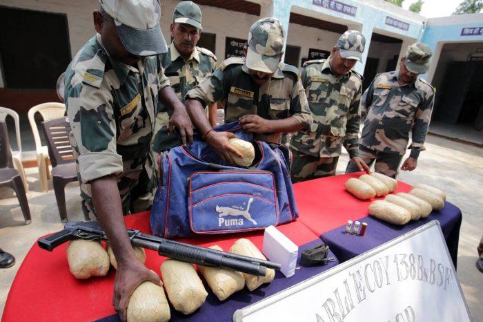 Redes del narcocartel de Maduro-Farc llegan hasta la India