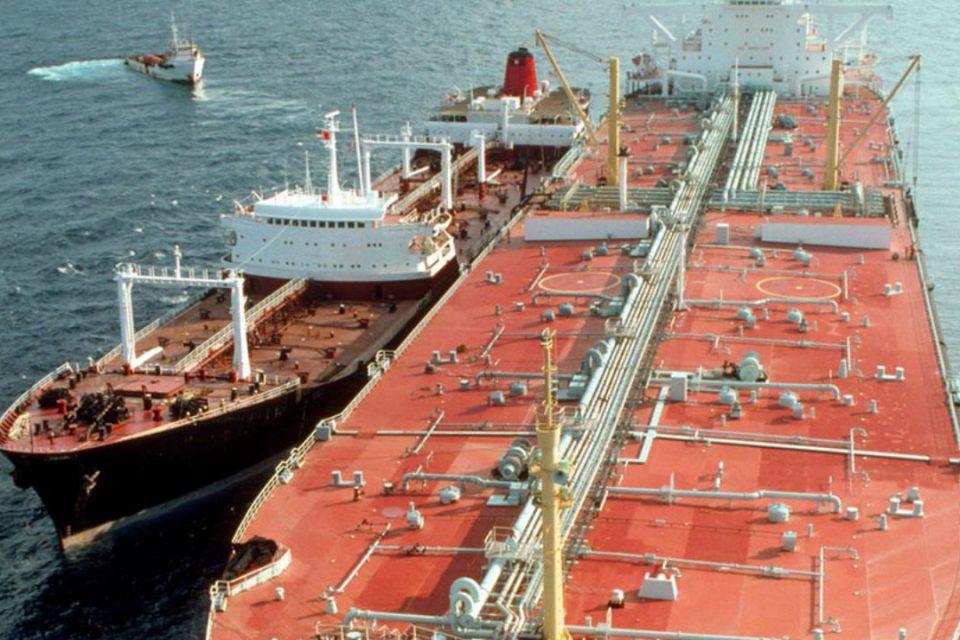 petróleo de PDVSA a China