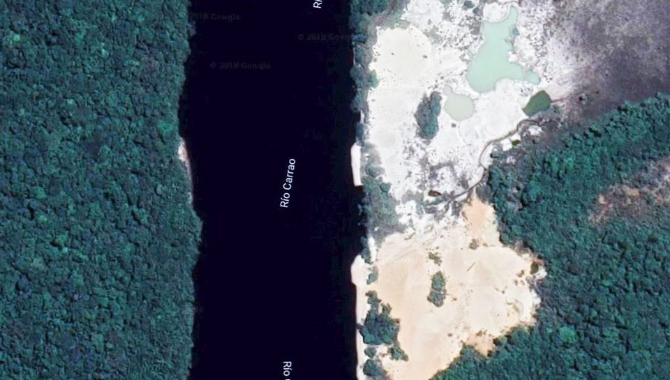 Minería ilegan en Canaima pone en aprietos al régimen ante la UNESCO