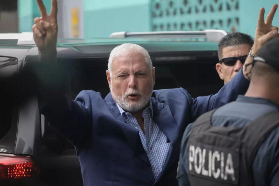 Fiscalía panameña reactiva movimientos contra expresidente Martinelli por lavado - Primer Informe