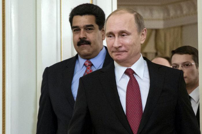 La influencia militar de Rusia en Caracas aumenta ante crisis interna
