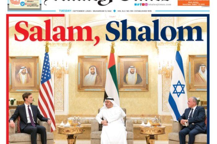 La ruta de Trump para abrir el camino de la paz en el medio Oriente y contrarrestar a Irán