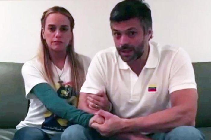 España es el destino final de Leopoldo López