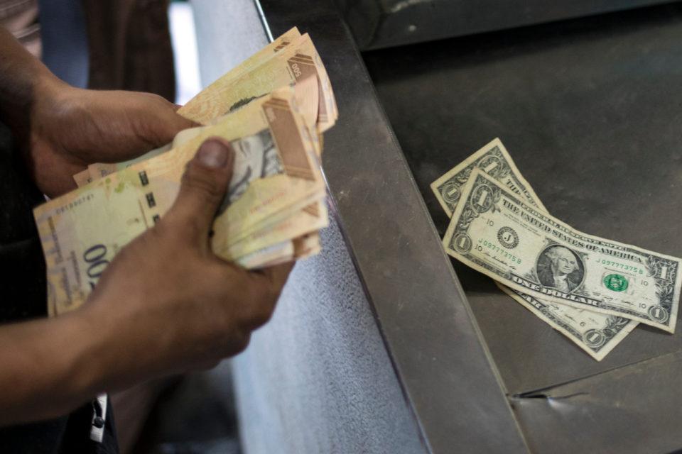 la dolarización a lo Maduro - Primer Informe