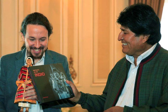 ¿Por qué Podemos teme tanto a una derrota de Evo Morales en Bolivia?