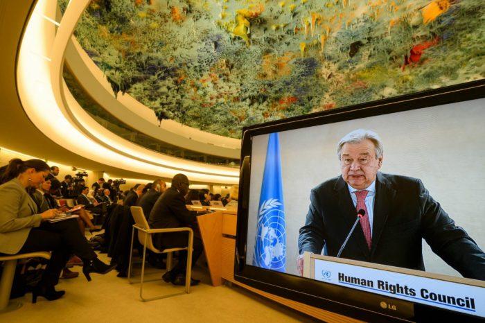 Violadores de derechos humanos como Cuba y China entran a partir de hoy en el Consejo de DD.HH. de la ONU