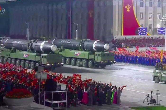 ANÁLISIS: ¿Norcorea apunta su nuevo gran misil contra Israel?