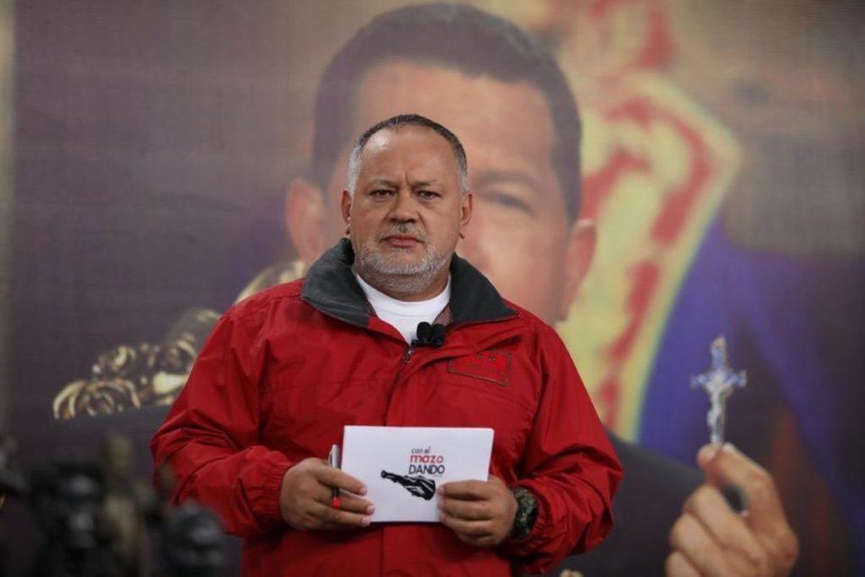 El ensañamiento de Diosdado Cabello contra el diario El Nacional