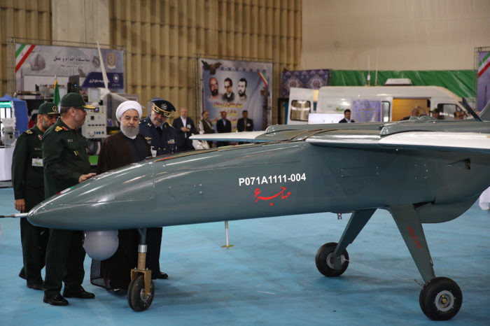 Estos son los drones militares iraníes que Maduro quiere fabricar en Venezuela