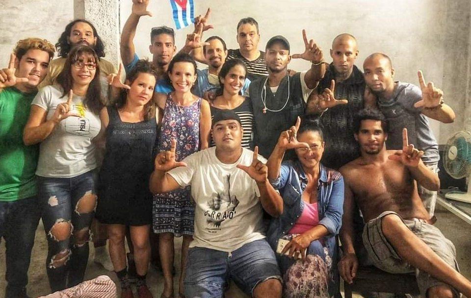 San Isidro, el nuevo movimiento popular pone contra las cuerdas a la dictadura castrista