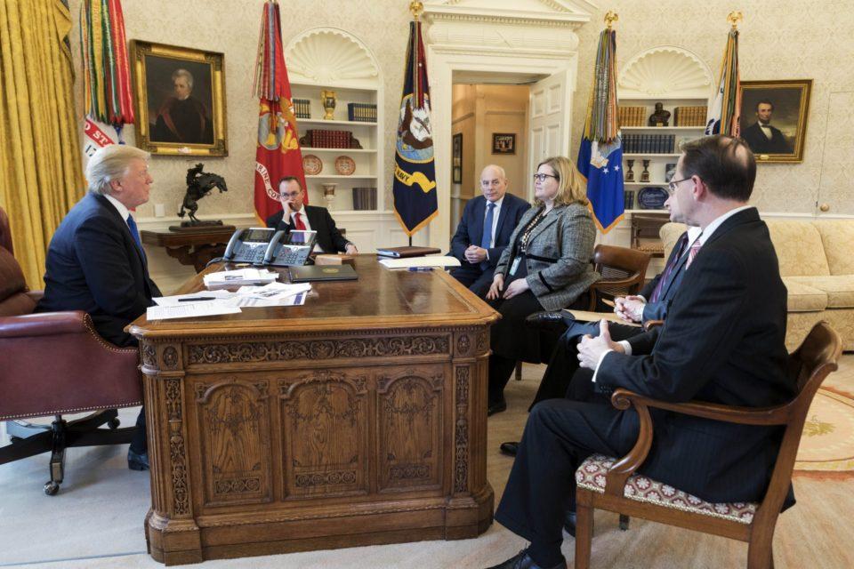 Casa Blanca lista para iniciar proceso de transición de poder a la administración Biden