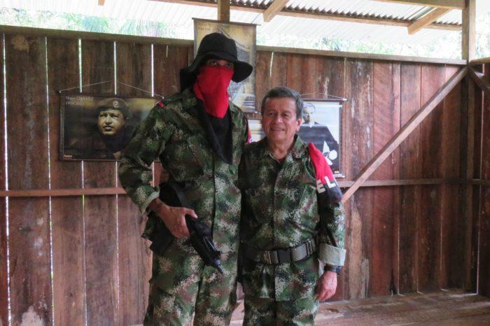 "La narcoguerrilla del ELN anhela la llegada de su ""buen vecino"" Joe Biden"