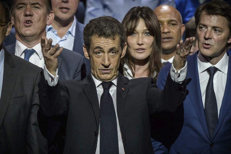 Francia sigue de cerca el juicio por intento de soborno a expresidente Nicolas Sarkozy