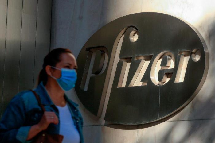 Pfizer dice que efectividad de su vacuna anti COVID-19 es de 95%, dos días después del anuncio de Moderna
