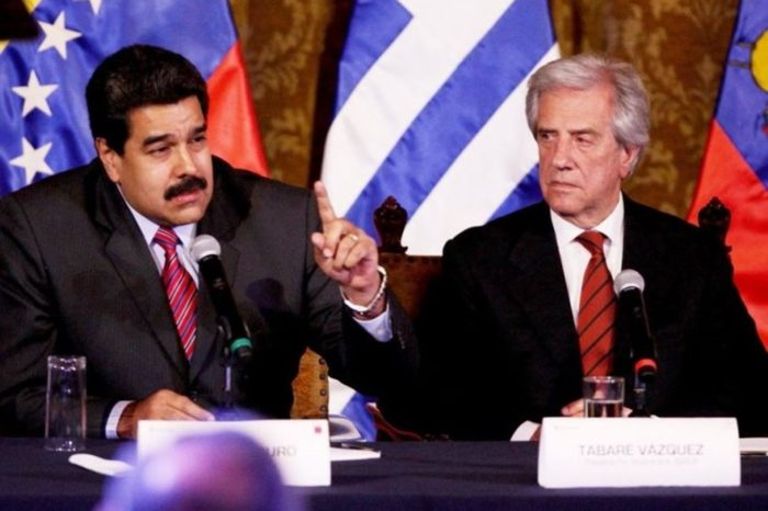 Esta fue la profecía sobre Venezuela que hizo un agente de la CIA a Tabaré Vasquez
