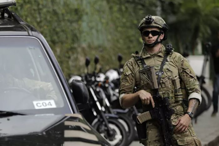 La 'Operación Enterprise' da fuerte golpe financiero al mayor cartel narco de Brasil