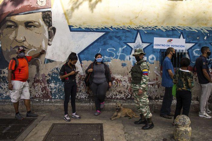 Guaidó cree que tras el cuestionado fraude electoral viene más radicalización chavista