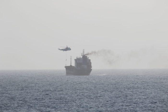 Así es el carguero que Irán y Venezuela disfrazan para exportar crudo de PDVSA
