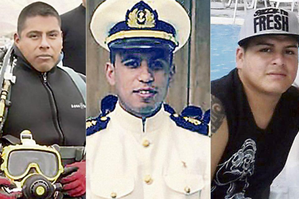 tres narcobuzos peruanos capturados en españa - primer informe