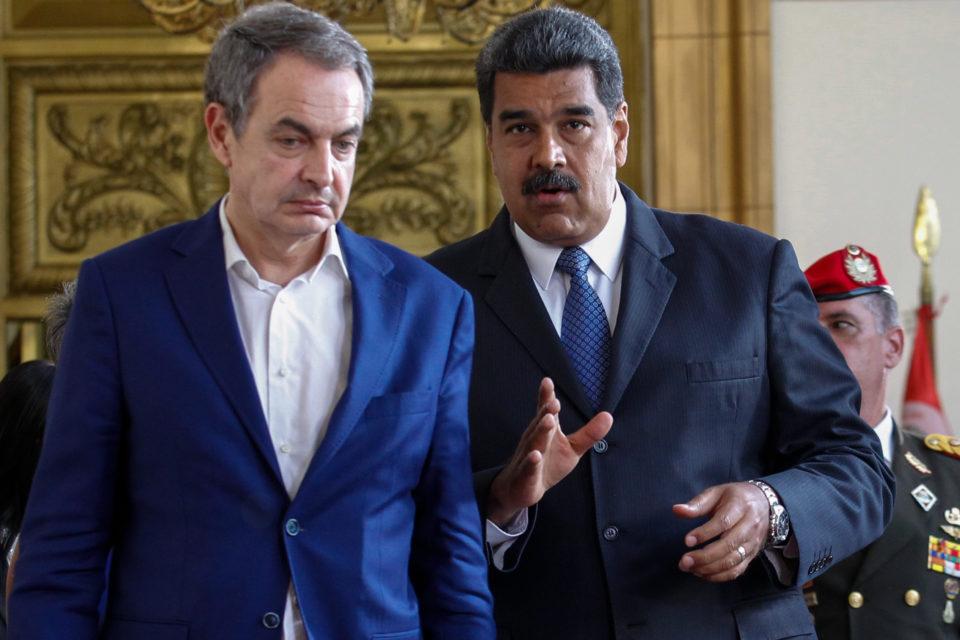 esta-es-la-ultima-mision-de-rodriguez-zapatero-en-venezuela - primer informe