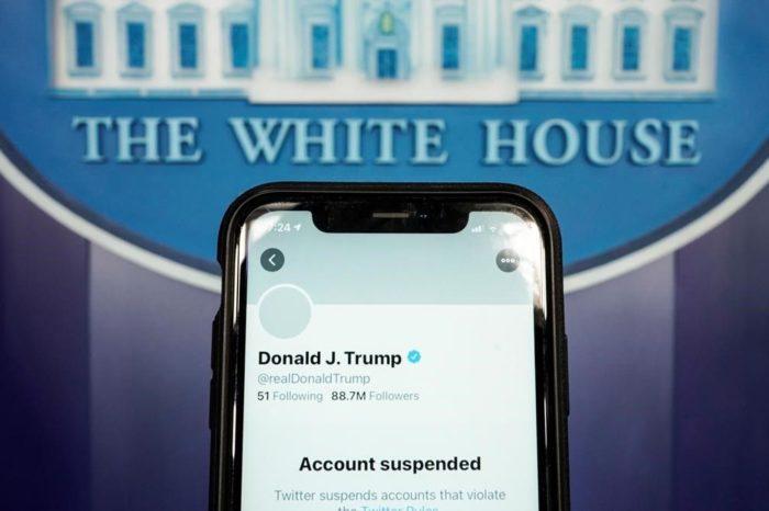 Líderes mundiales denuncian peligros de la censura tecnológica a Trump