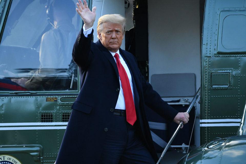 las predicciones de Trump