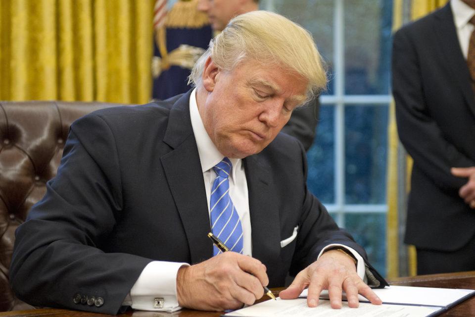 Así se despide Donald Trump del régimen terrorista de Irán