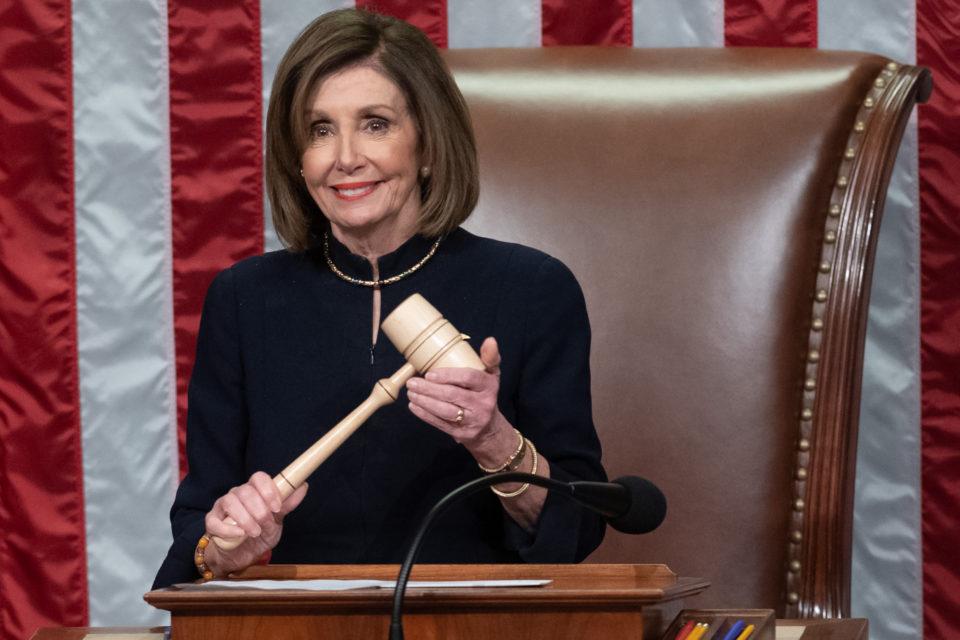 aprueban segundo impeachment para sacar a trump - primer informe