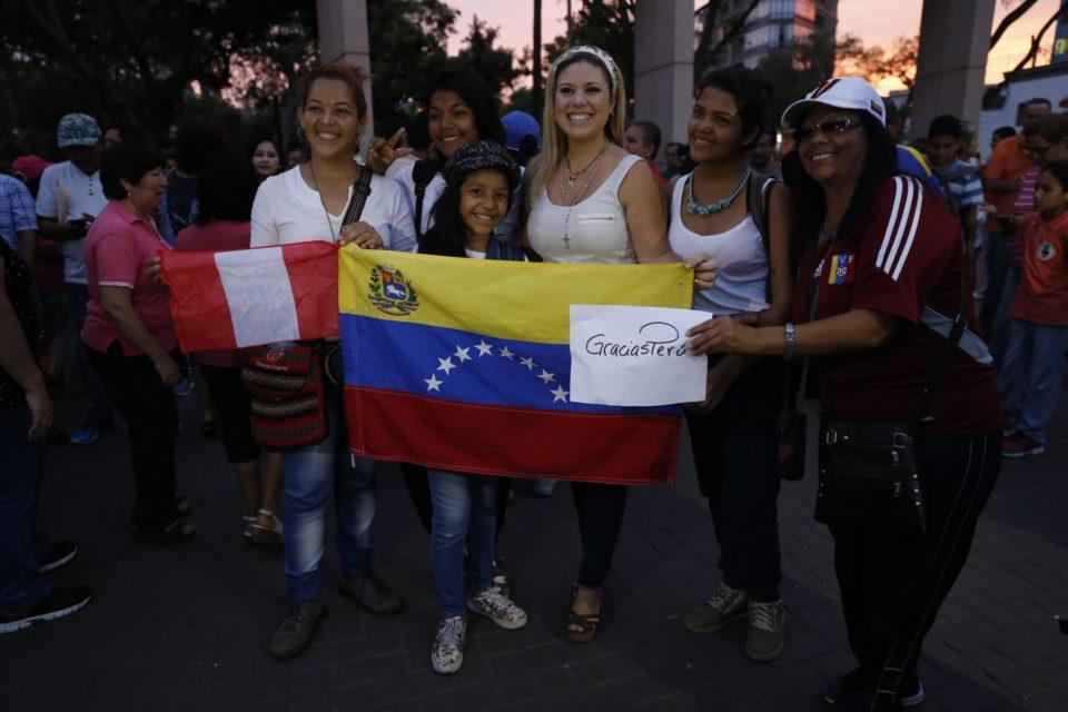 Lima la ciudad con más venezolanos en el mundo - Primer Informe
