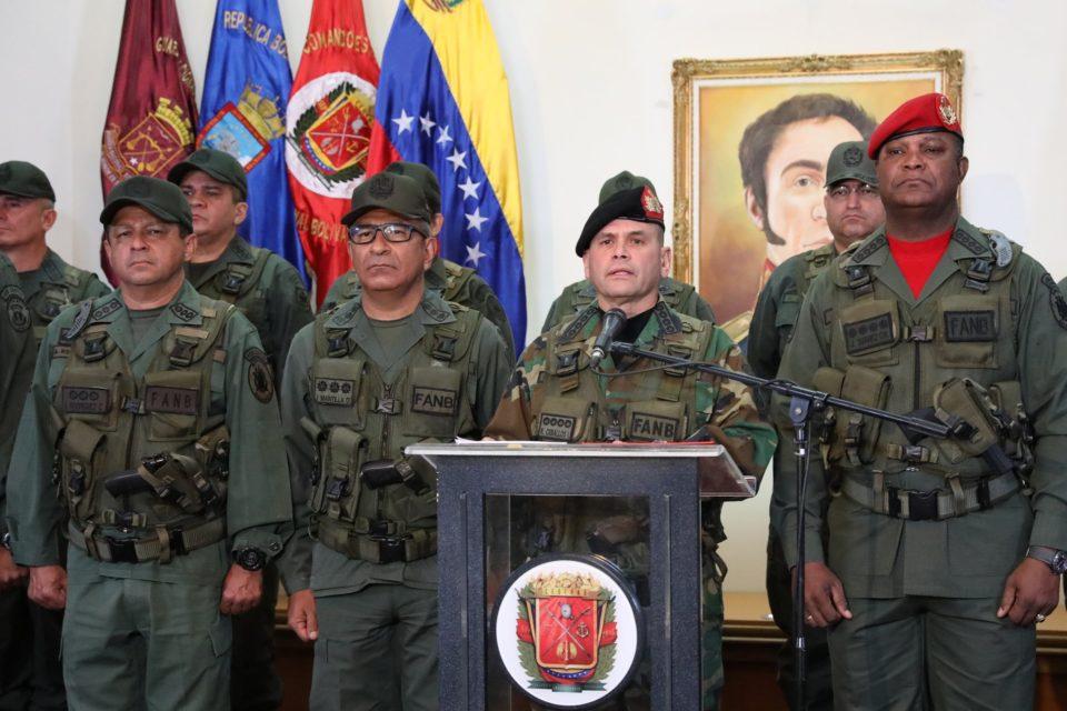sanciones europeas contra 19 chavistas