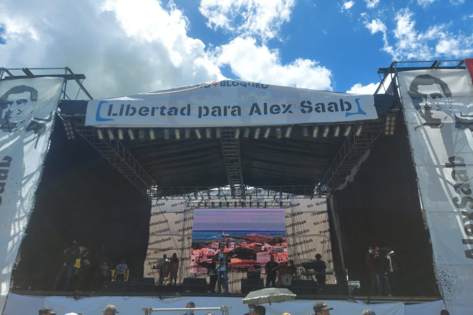 concierto por álex saab