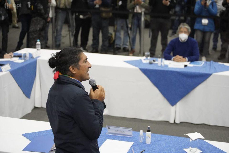 frente anti Correa en Ecuador