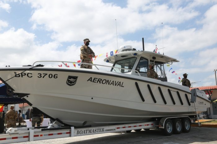 Así es el nuevo pacto entre Panamá y el Comando Sur contra el narcotráfico