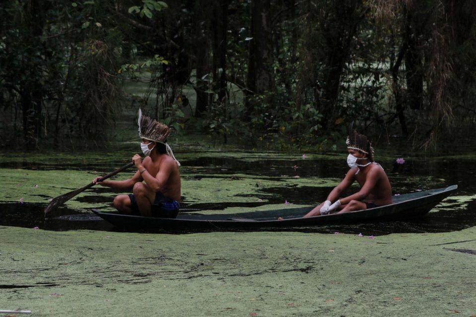 invasión de garimpeiros extermina a indigenas venezolanos - primer informe