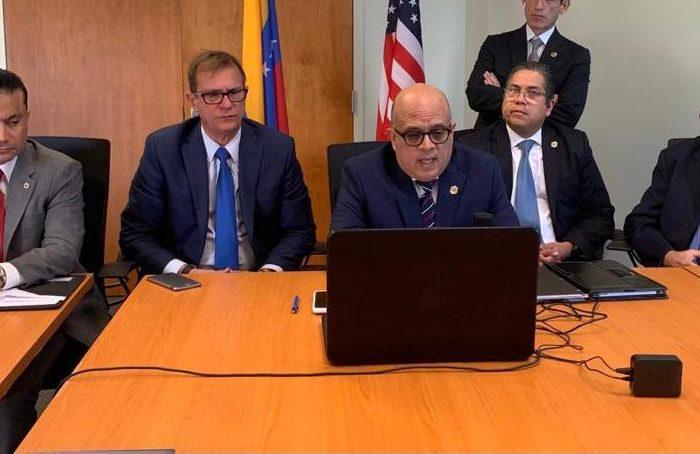 TSJ legítimo remitirá denuncias de violaciones a DDHH en Venezuela a la CPI