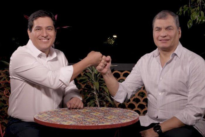El candidato de Correa devolvería el poder a la narcoguerrilla en Ecuador