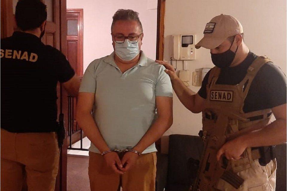 El furtivo escape de Venezuela de un narcopiloto capturado en Paraguay