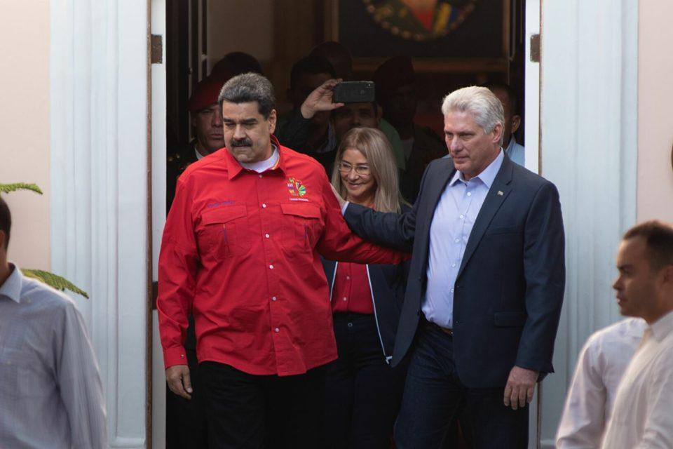 El desesperado viraje bolivariano - primer informe