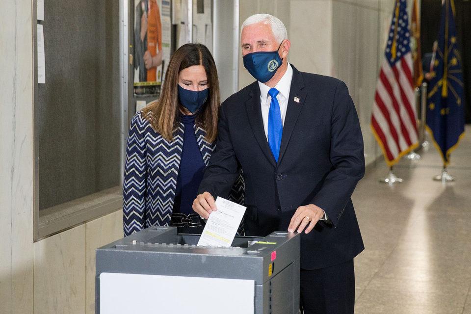 integridad electoral en EEUU - Primer Informe