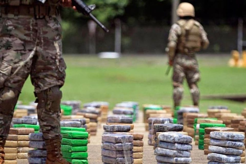 análisis narcotráfico trasnacional 2020 - primer informe