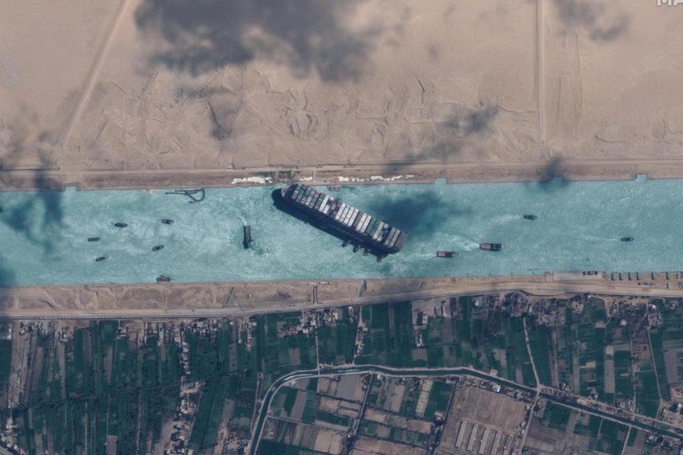China y Rusia se beneficiaron con situación en Canal de Suez - Primer Informe