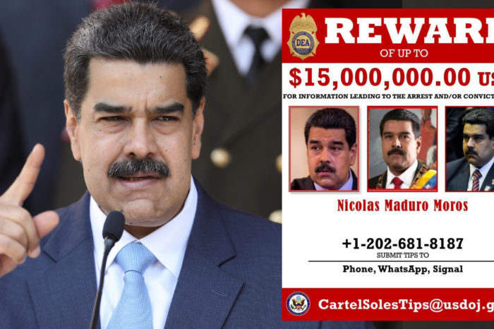 Cazarrecompensas se instalan en Caracas detrás de 12 cabecillas chavistas