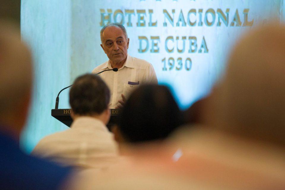 Alberto Navarro, embajador de la UE en Cuba - Primer Informe