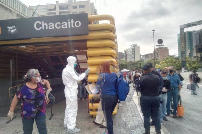 El régimen chavista quiere criptomonedas hasta en el Metro de Caracas
