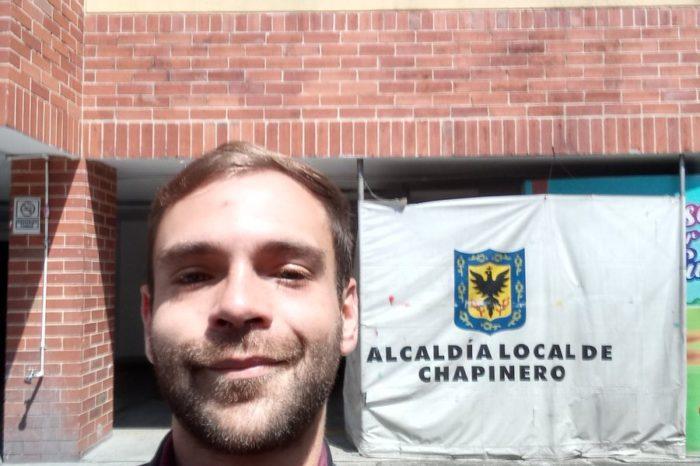 Este es el activista colombiano que lucha contra la discriminación a los venezolanos